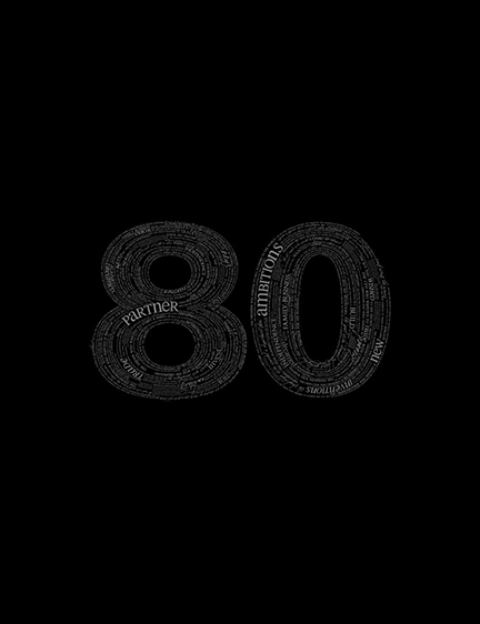 BLF – 80 Years